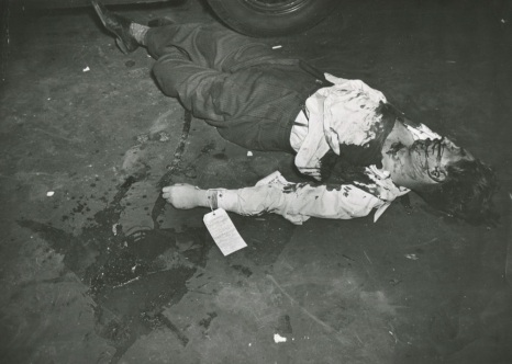 Dead on Arrival, New York City, 1945