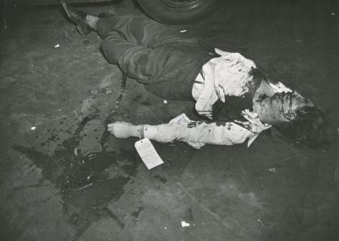 Dead on Arrival, New York City, 1945