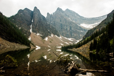 Hike from Lake Louise
