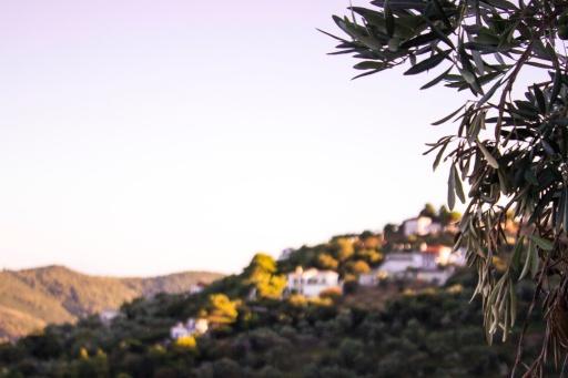 Greek hamlet