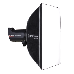 Squarebox light diffuser for studio photography