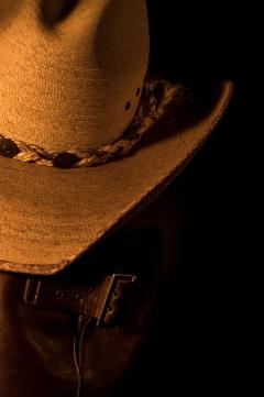 Old-skool Western